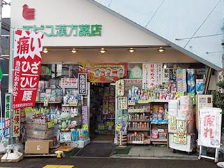 徳島_エヒ゛ス漢方薬店