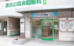 大阪府 プラザ薬局 山本店